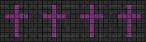 Alpha pattern #14481