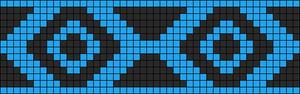 Alpha pattern #14484