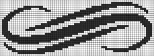 Alpha pattern #14485