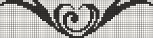 Alpha pattern #14486