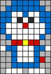 Alpha pattern #14499