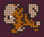 Alpha pattern #14505