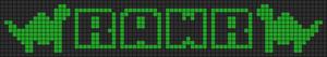 Alpha pattern #14513