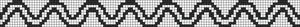 Alpha Friendship Bracelet Pattern #14516