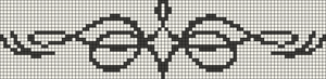 Alpha pattern #14520