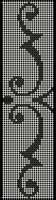 Alpha pattern #14521 pattern