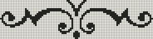 Alpha pattern #14521