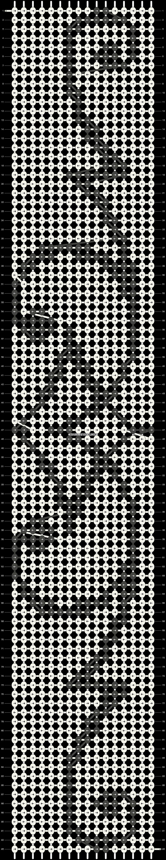 Alpha pattern #14522 pattern