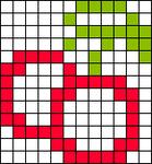 Alpha pattern #14541