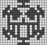 Alpha pattern #14542