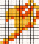 Alpha pattern #14543