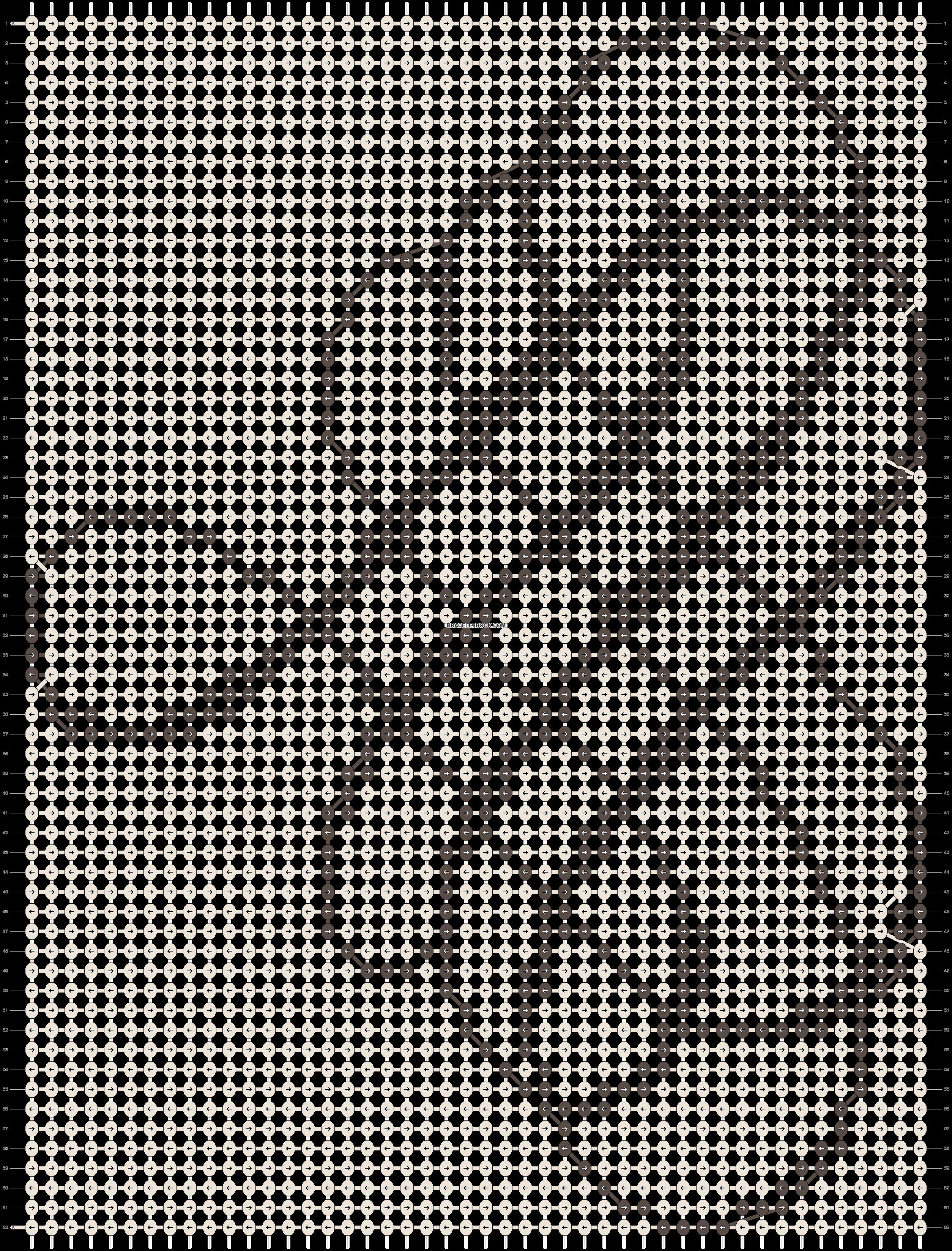 Alpha pattern #14549 pattern