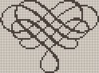 Alpha pattern #14549