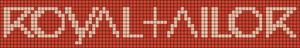 Alpha pattern #14559