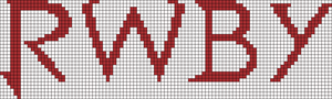 Alpha pattern #14560