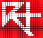 Alpha pattern #14566