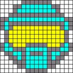 Alpha pattern #14568