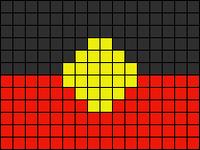 Alpha pattern #14572