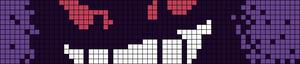 Alpha Friendship Bracelet Pattern #14574