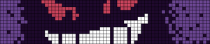 Alpha pattern #14574