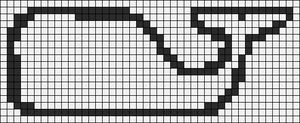 Alpha pattern #14577