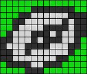 Alpha pattern #14580