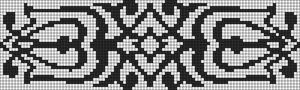 Alpha pattern #14584