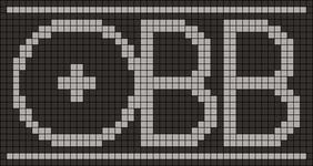 Alpha pattern #14585
