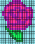 Alpha pattern #14599