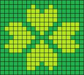 Alpha pattern #14600