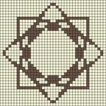 Alpha pattern #14603