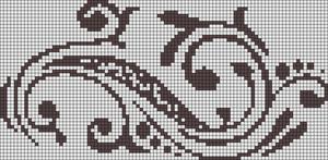 Alpha pattern #14604