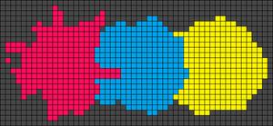 Alpha pattern #14608
