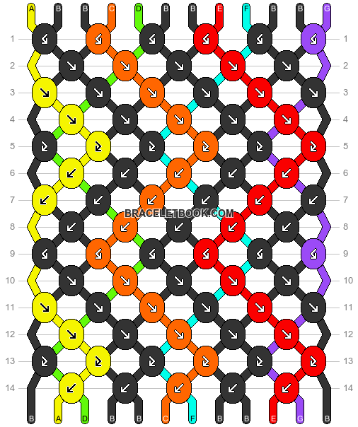 Normal pattern #14616 pattern