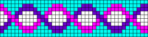 Alpha pattern #14619