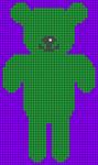 Alpha pattern #14627