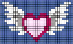 Alpha Friendship Bracelet Pattern #14631