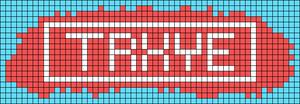 Alpha pattern #14644