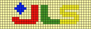 Alpha pattern #14649