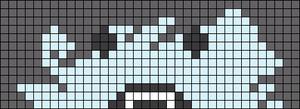 Alpha pattern #14650