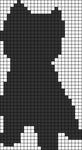 Alpha pattern #14657