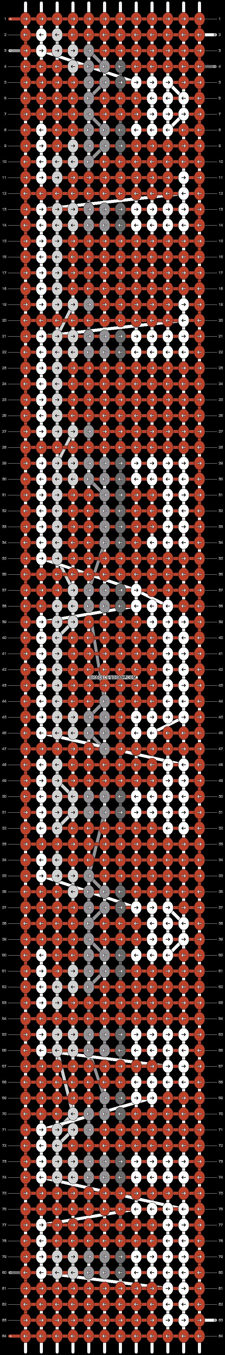 Alpha pattern #14658 pattern
