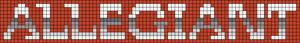 Alpha pattern #14658