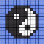 Alpha pattern #14663
