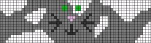 Alpha pattern #14671