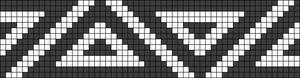Alpha pattern #14675