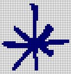 Alpha Friendship Bracelet Pattern #14679