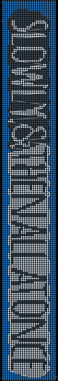 Alpha pattern #14680 pattern