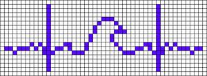 Alpha Friendship Bracelet Pattern #14699