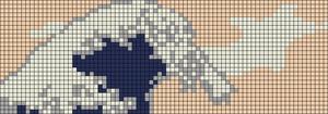 Alpha pattern #14704